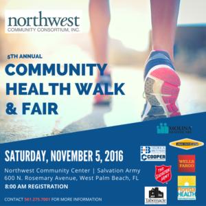Health Walk & Fair